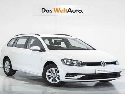 usado VW Golf Variant 1.6TDI Business Edition DSG7