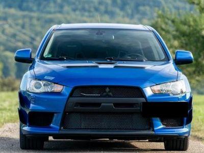 usado Mitsubishi Lancer Evolution Aut.