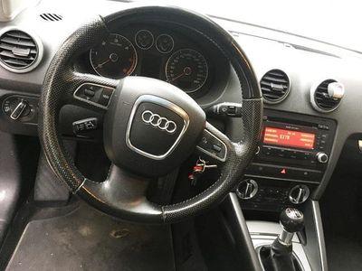 usado Audi A3 2.0 TDI DPF Ambition 140CV