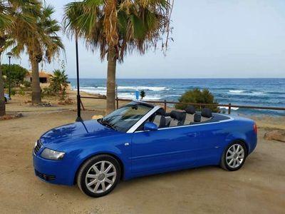 usado Audi Cabriolet 1.8T quattro