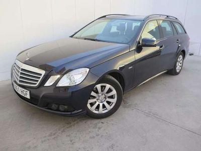 usado Mercedes E220 Estate CDI BE Avantgarde