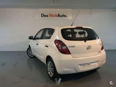usado Hyundai i20 I201.4 Crdi Gl Pbt Comfort Aa Esp 5p. -12