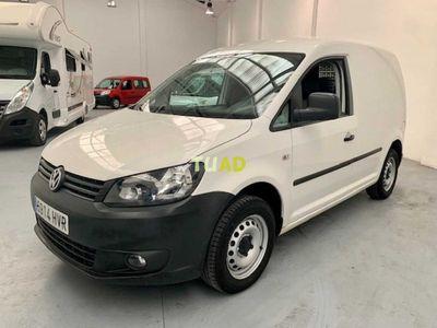"""usado VW Caddy 1.6 TDI 102 Cv Furgon PRO BMT """" Con Mobiliario Taller """""""