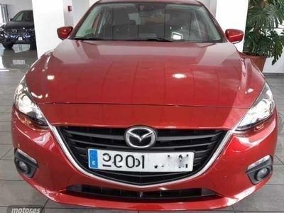 usado Mazda 3 31.5 Style Confort+Navegador 77kW