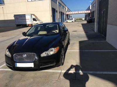 usado Jaguar XF 2.7D V6 Premium Luxury Aut.
