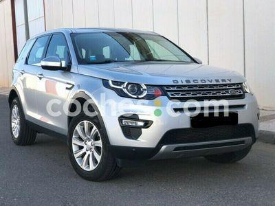 usado Land Rover Discovery Sport 2.0td4 Hse 4x4 Aut. 180 180 cv en Almeria