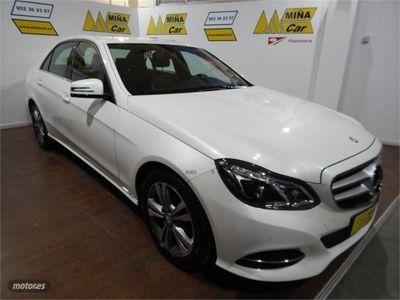 usata Mercedes E250 Clase EBlueTEC Avantgarde