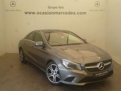 usado Mercedes 220 Clase CLA CLASECDI AUT. URBAN
