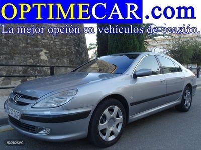usado Peugeot 607 3.0i V6 Pack Aut.