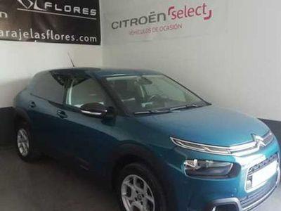 usado Citroën C4 Cactus BlueHDi 100 Feel 73 kW (99 CV)