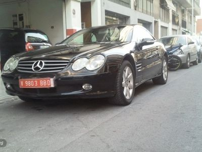 second-hand Mercedes SL500 Clase