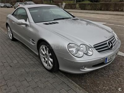 usado Mercedes SL500 Clase SlAuto 2p. -01