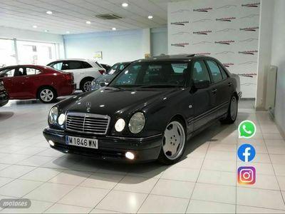 usado Mercedes E55 AMG Clase EAMG