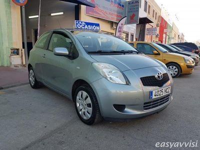 usado Toyota Yaris 1.0 3p. sol gasolina