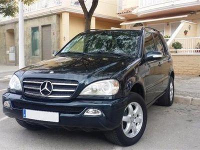 usado Mercedes ML400 Clase MCdi Auto 5p. -03