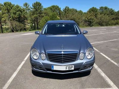 usado Mercedes E320 CDI Avantgarde 7G