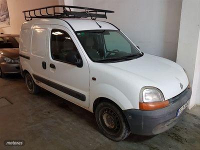 usado Renault Kangoo Expression 1.9DTI