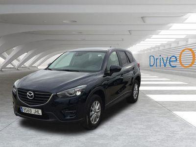usado Mazda CX-5 2.2 DE Style + Navi 2WD 110 kW (150 CV)