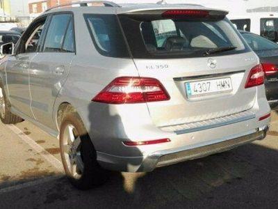 usado Mercedes ML350 año 2013 90000 KMs a € 38995.00