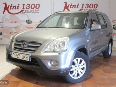 used Honda CR-V 2.0i-VTEC LS