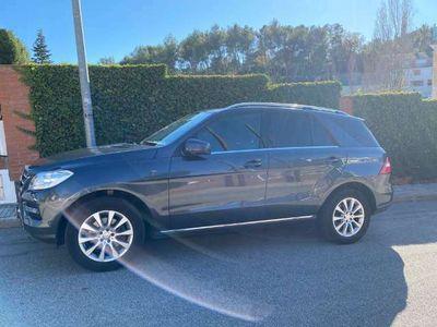 usado Mercedes ML250 BlueTec 4M Edition 1 7G Plus
