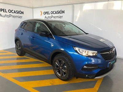 usado Opel Grandland X 1.2 Turbo Design Line 120 Aniversa. Auto Design Line 120 Aniversario