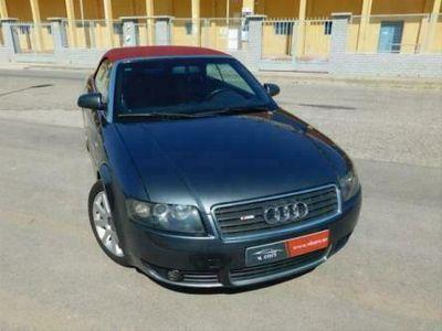 usado Audi A4 Cabriolet