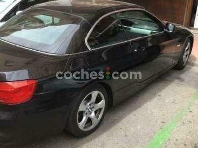usado BMW 320 Cabriolet Serie 3 d 184 cv en Murcia