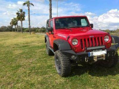 usado Jeep Wrangler 2.8CRD Rubicon AT