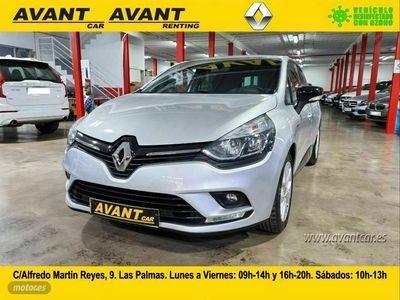 usado Renault Clio Limited TCe 66kW 90CV 18