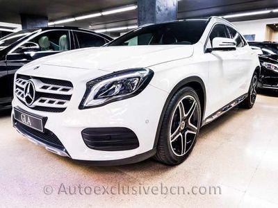 usado Mercedes GLA250 4Matic 7G-DCT | AMG | Techo | Cámara | 257 €
