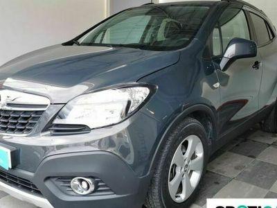 usado Opel Mokka 1.6cdti S&s Selective 4x2 Aut. 136 cv en Granada