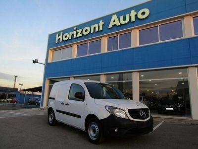 usado Mercedes Citan 108 CDI Furgon 75cv Blanco