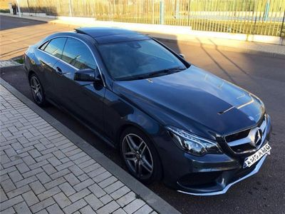 usado Mercedes E350 Coupé 350BlueTec