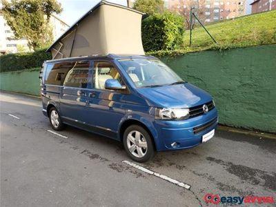 usado VW T5 2.0tdi bmt . 140 beach edition techo elevable diesel