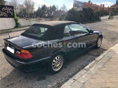 usado BMW 320 Cabriolet Serie 3 Ci 170 cv en Madrid