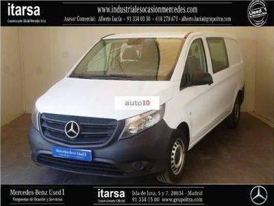 usado Mercedes Vito Mixta 114 CDI Mixto Extralarga
