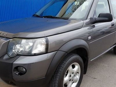 used Land Rover Freelander 2.0TD4 S