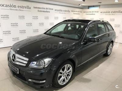 usado Mercedes C220 Clase CCdi Blue Efficiency Estate 5p. -13