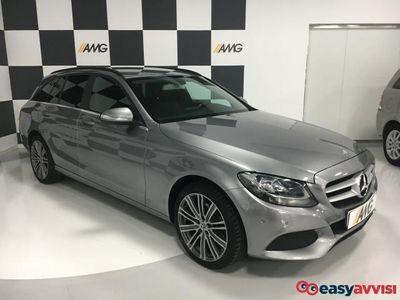 gebraucht Mercedes 180 clase c station wagons.w. automatic premium diesel