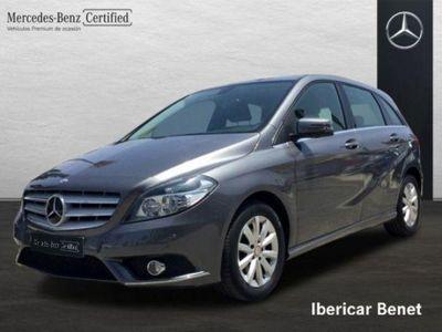 used Mercedes B180 CDI