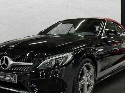 usado Mercedes 220 Clase C Cabrio