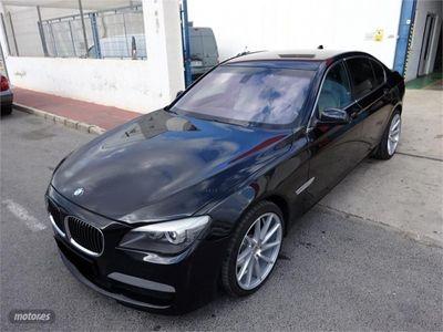 usado BMW 740 Serie 7 d xDrive