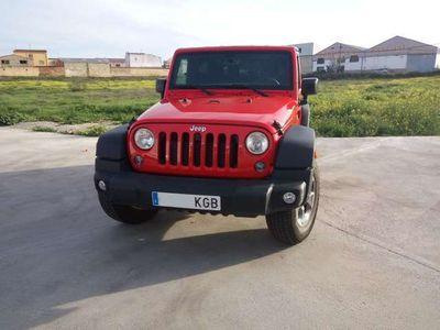 usado Jeep Wrangler 2.8CRD Rubicon Aut.