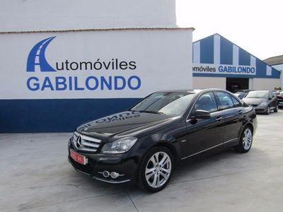 usado Mercedes C200 CDI BE Avantgarde 7G Plus**LIBRO DE MANTENIMIENTO*