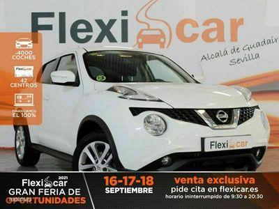 usado Nissan Juke 1.5 dCi TEKNA PREMIUM 4X2 Ext1 Blanco