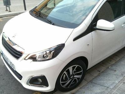 usado Peugeot 108 1.2 PureTech Allure