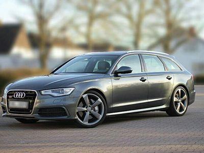 usado Audi A6 Avant 3.0 TDI quattro Tiptronic S-Line