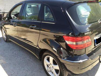 usado Mercedes B180 Clase BCDI Edicion Especial -08