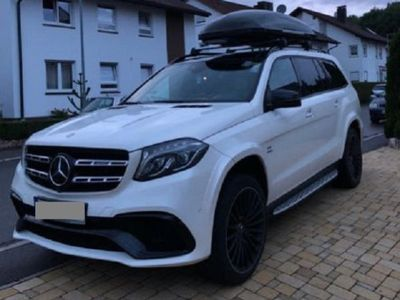 "second-hand Mercedes GLS63 AMG 4Matic Aut. DRIVERSPACK/ 22""/TECHOPANO/BOLA/FULL"